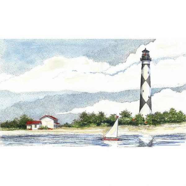NC Lighthouse Cape Lookout