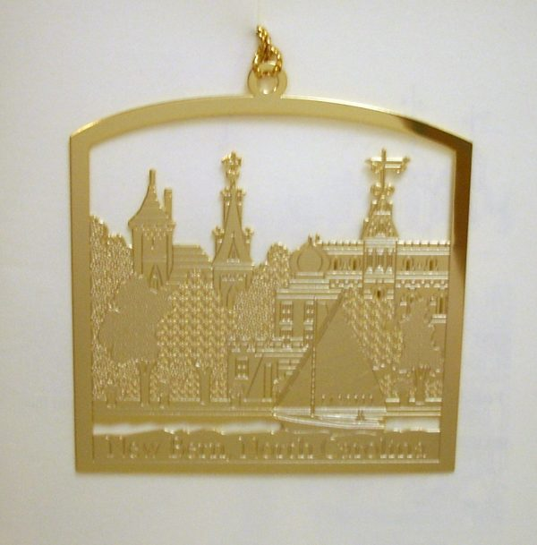 Jan Francoeur NB Skyline Ornament 2000