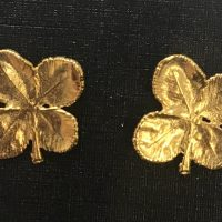 Clover Impression Earrings